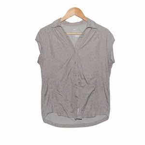 MERELL  Blouse Gray Taupe Size Small